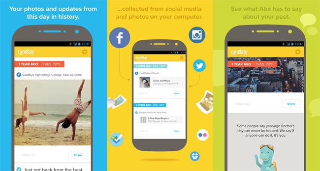 Timehopandroid