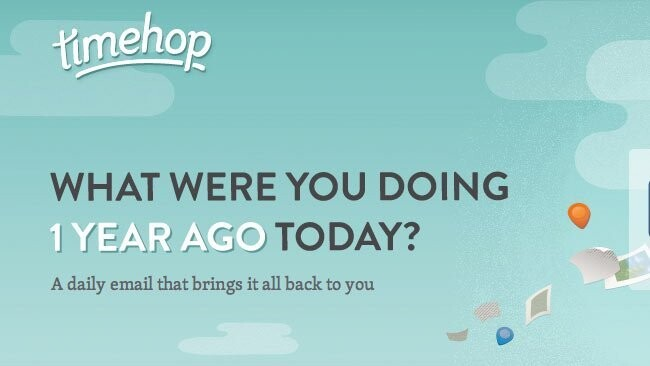 Timehopmail