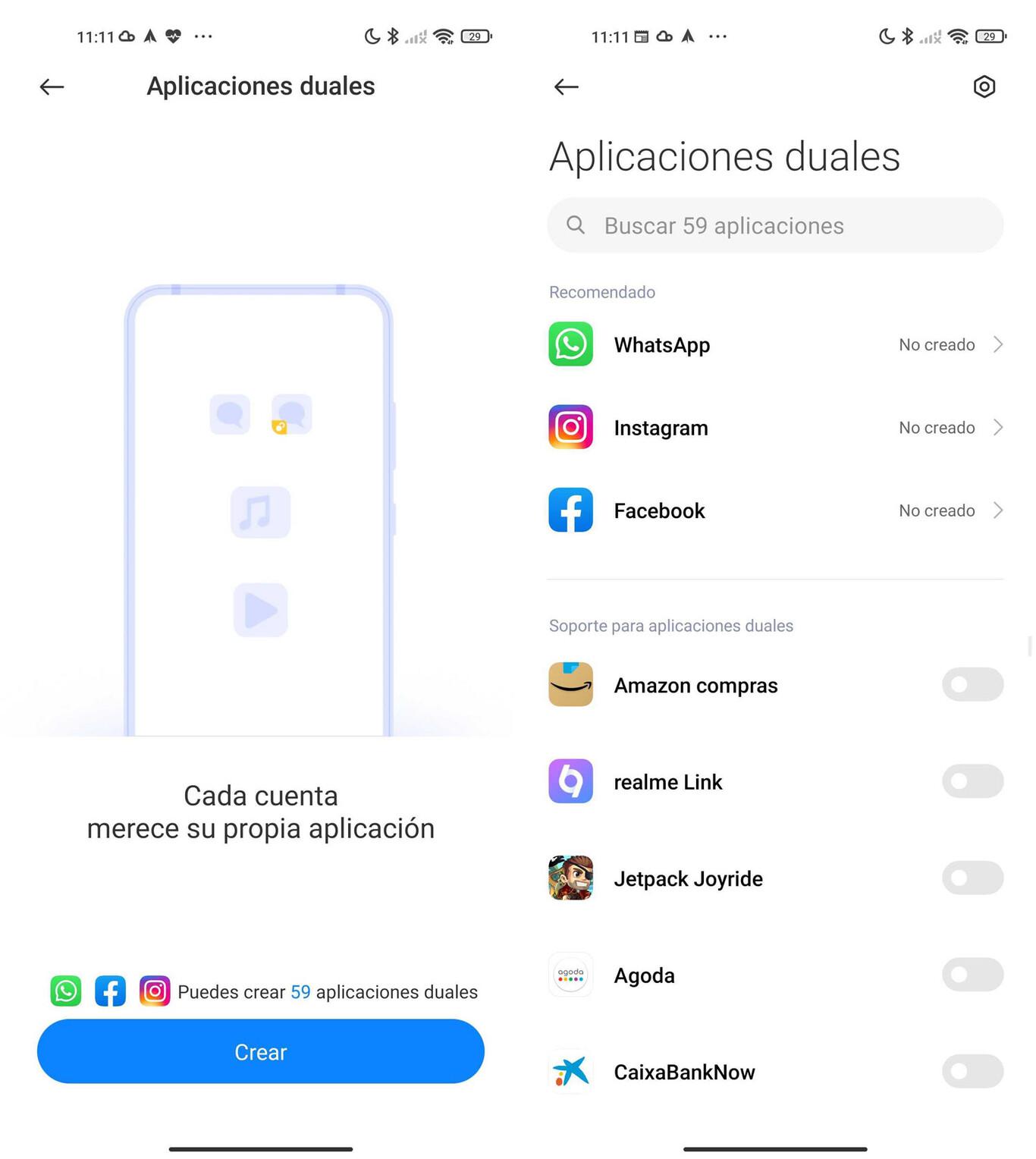 Xiaomi Dual Apps