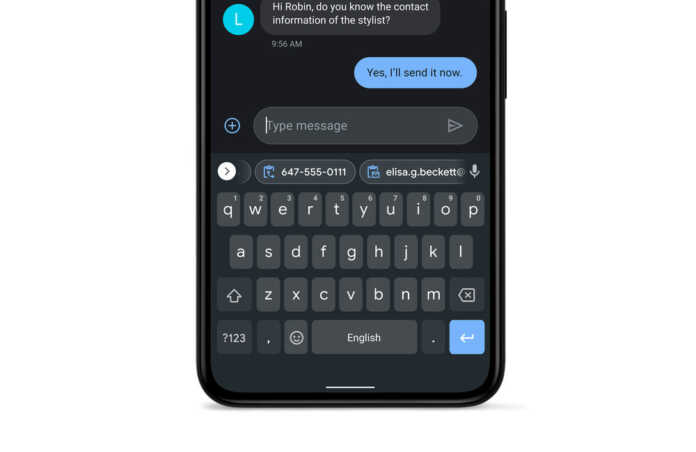 gboard beta now lets you disable your smart address and.jpg