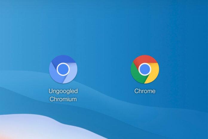 ungoogled chromium a google chrome for those who do not.jpg