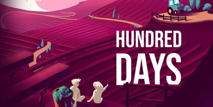 hundred days an original management game where the important thing.jpg